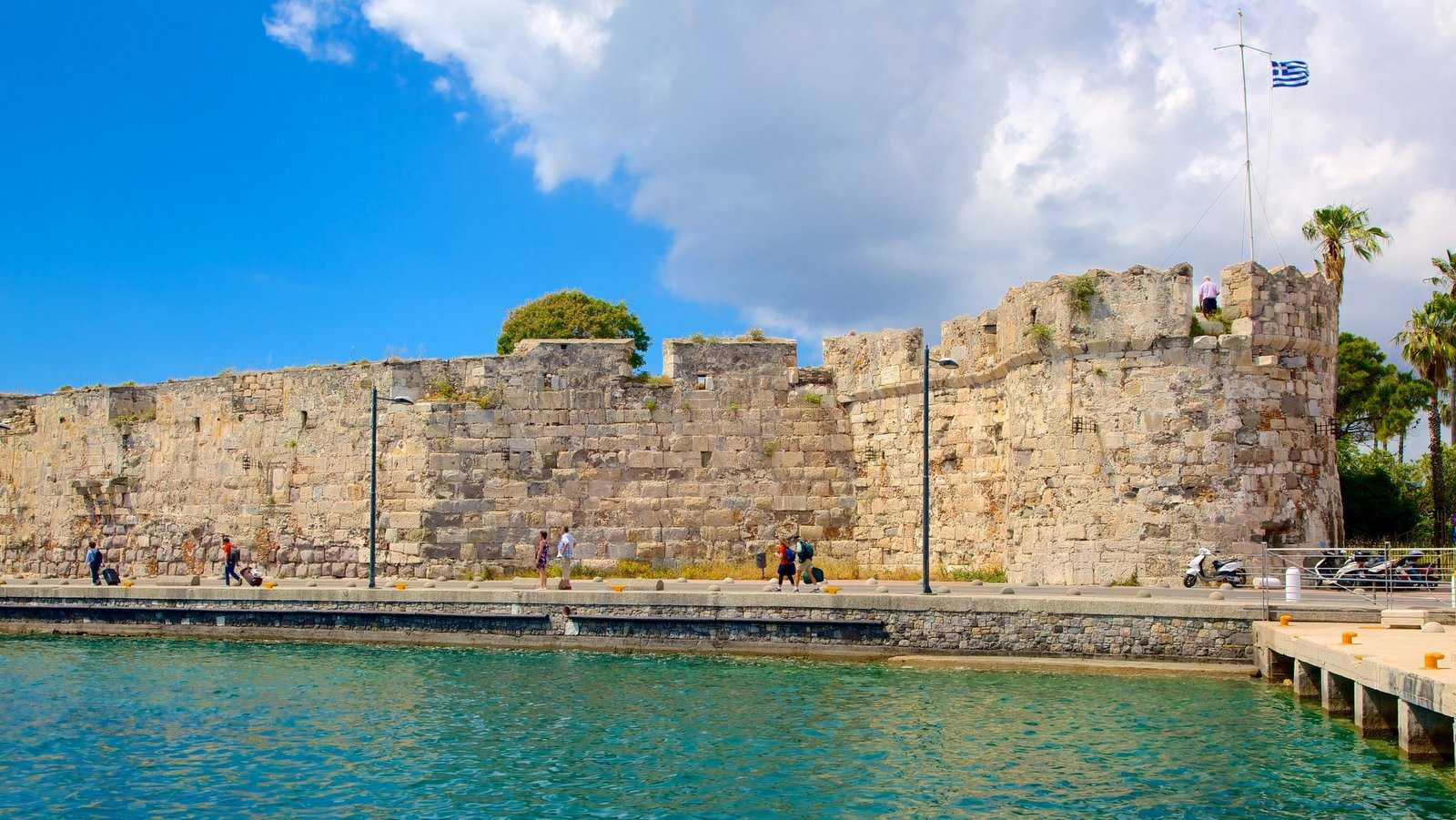 The legacy of the knights of St. John : Kos castle